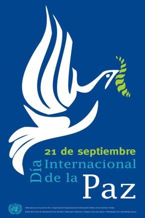 Dia Internacional de la Paz!