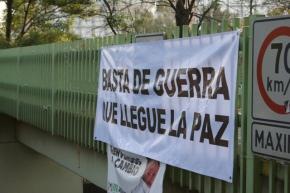 BASTA DE GUERRA DF